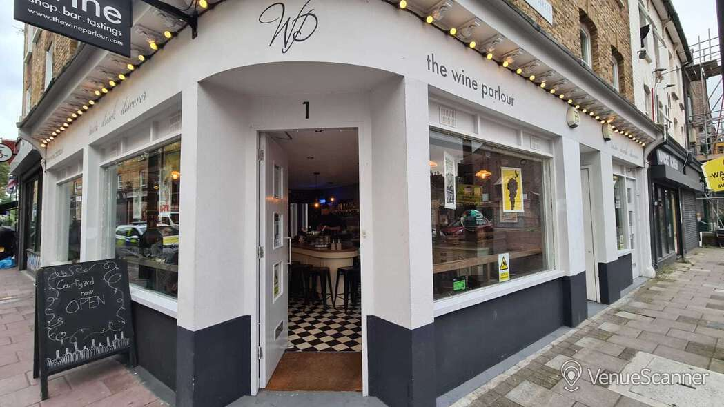Hire The Wine Parlour Exclusive Hire  2