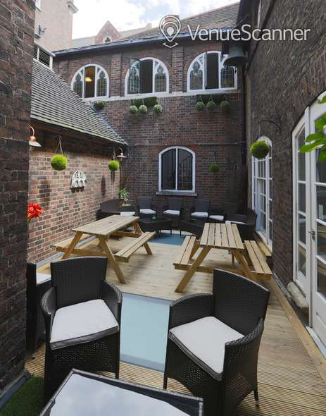 Hire The London Jesus Centre Terrace Room