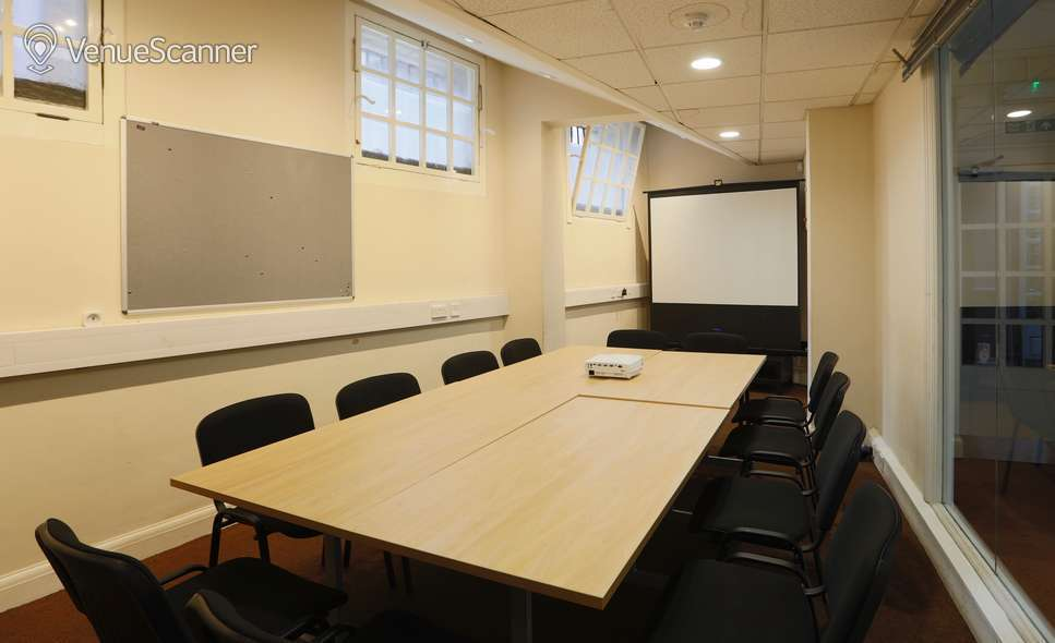Hire The London Jesus Centre Courtyard Room