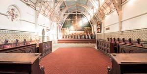 JCT London The Chapel 0