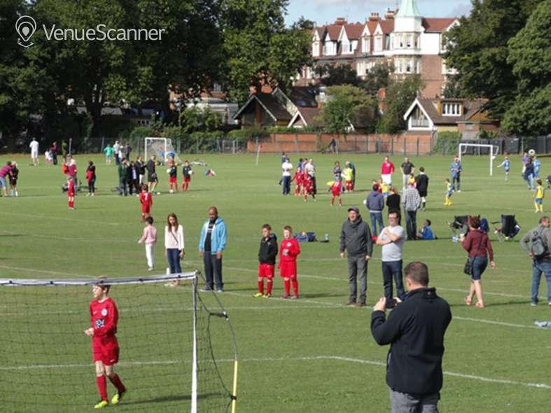 Hire Barn Elms Sports Trust Junior Pitch