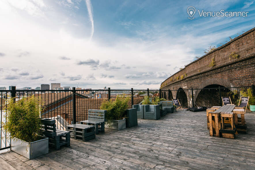 Hire The Mill Roof Terrace 8