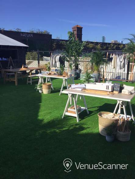Hire The Mill Roof Terrace 12