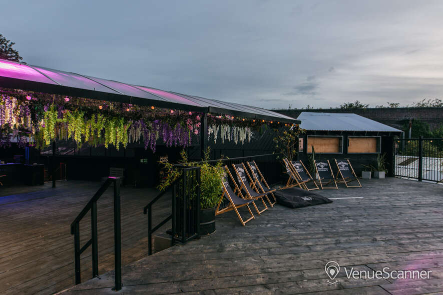 Hire The Mill Roof Terrace 3