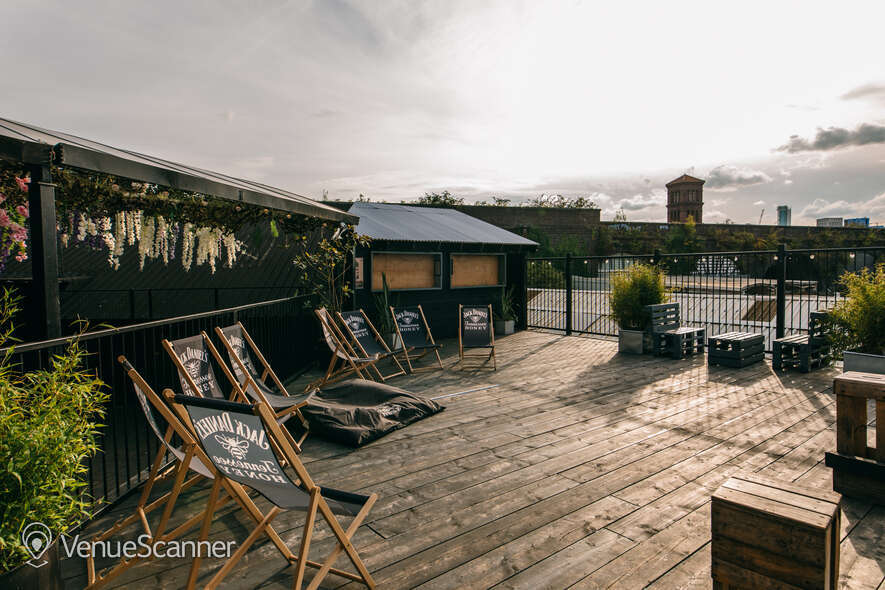 Hire The Mill Roof Terrace 1