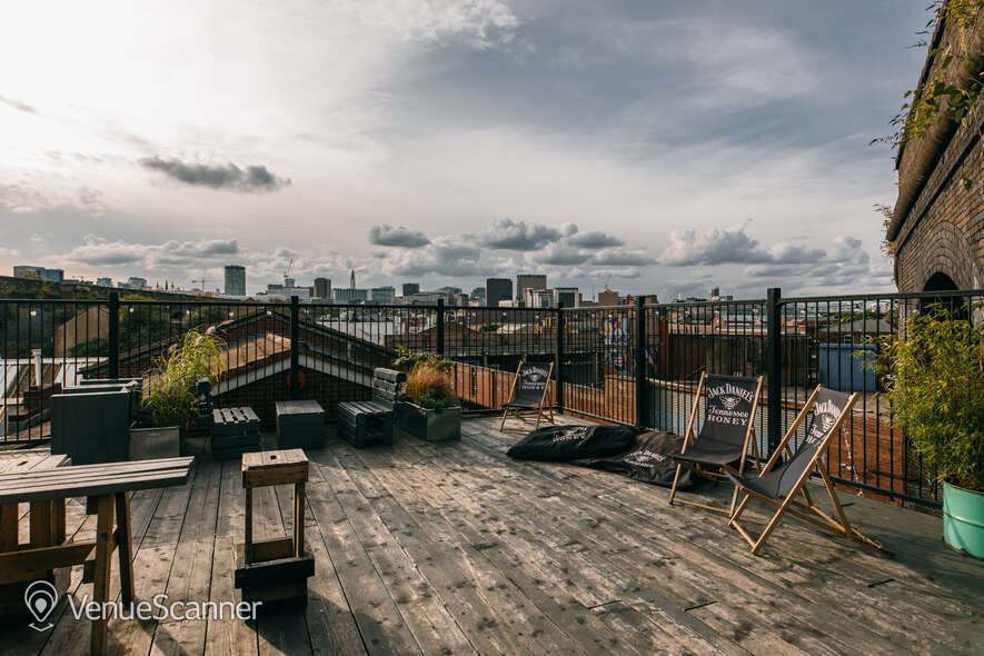 Hire The Mill Roof Terrace 7