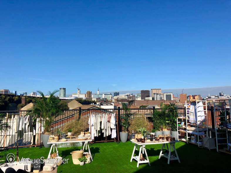 Hire The Mill Roof Terrace 10