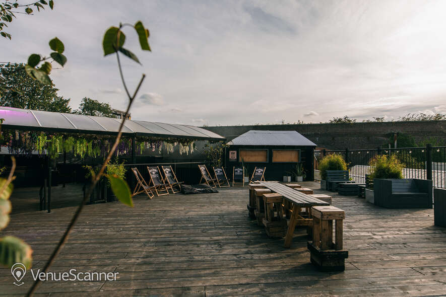 Hire The Mill Roof Terrace 6