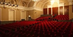 Church Hill Theatre The Auditorium 0
