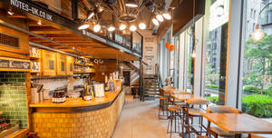 Notes Coffee Roasters & Bars Kings Cross, Full Venue (Inc Outdoor Space)