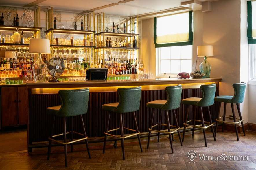 Hire Hush Mayfair The Sir Roger Moore Room 3