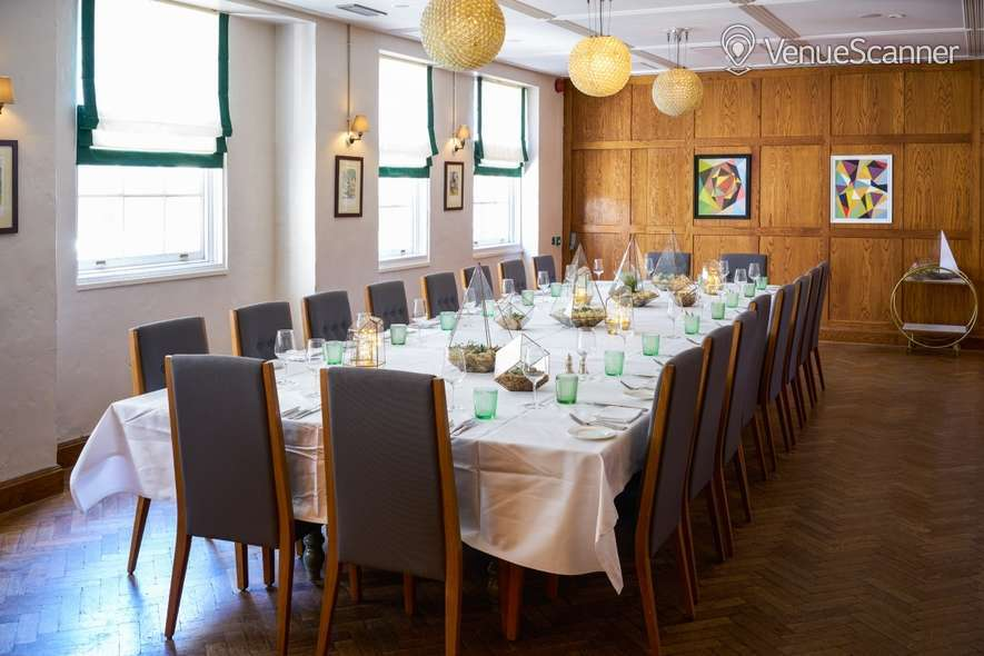 Hire Hush Mayfair The Sir Roger Moore Room 5