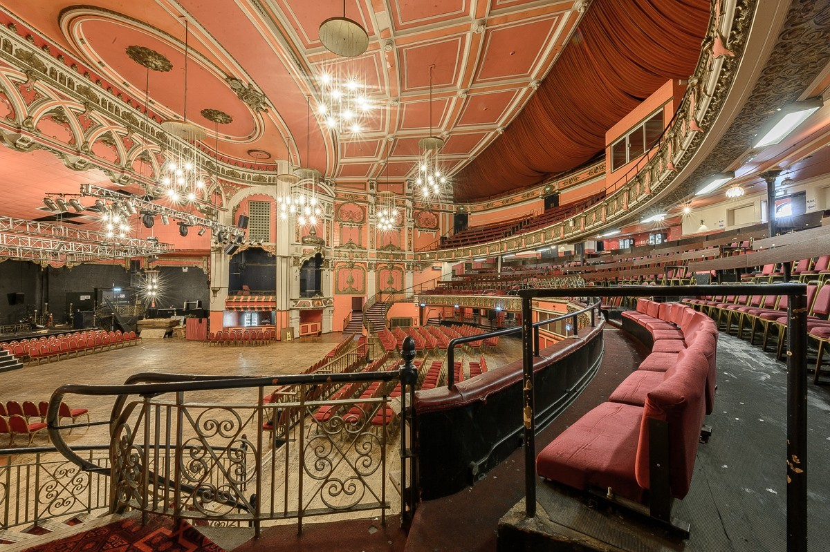 Hire New Grafton Rooms Amp Liverpool Olympia The Stage