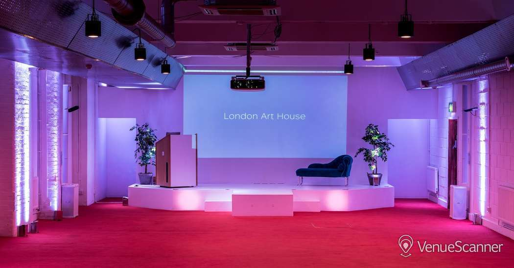 Hire London Art House The Conference Room 2
