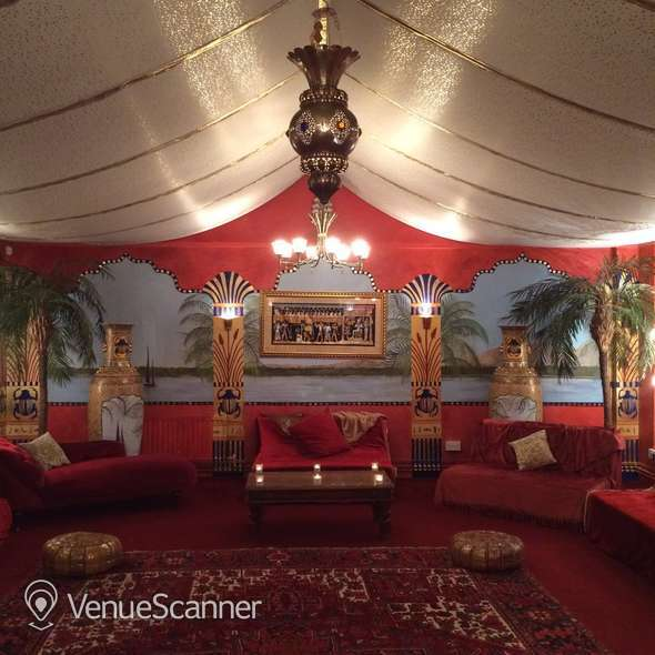 Hire London Art House Egyptian Room 3