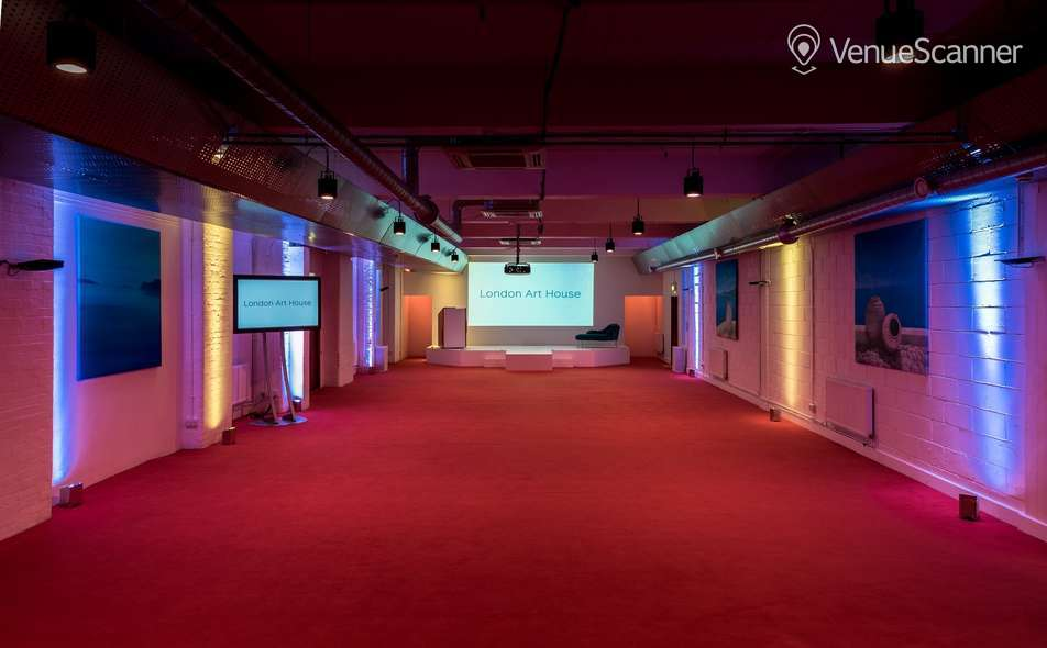 Hire London Art House The Conference Room 4