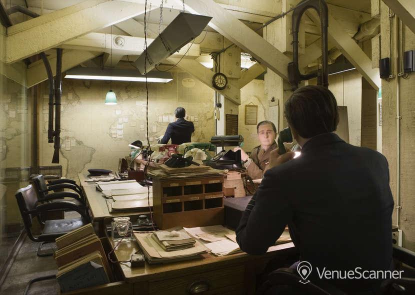 Hire Churchill War Rooms Exclusive Hire of Venue 1