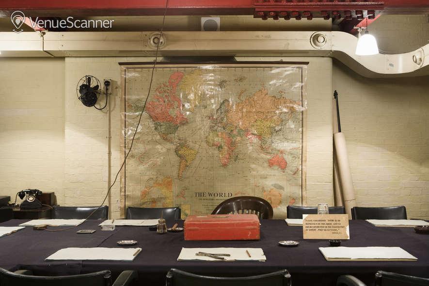 Hire Churchill War Rooms Exclusive Hire of Venue