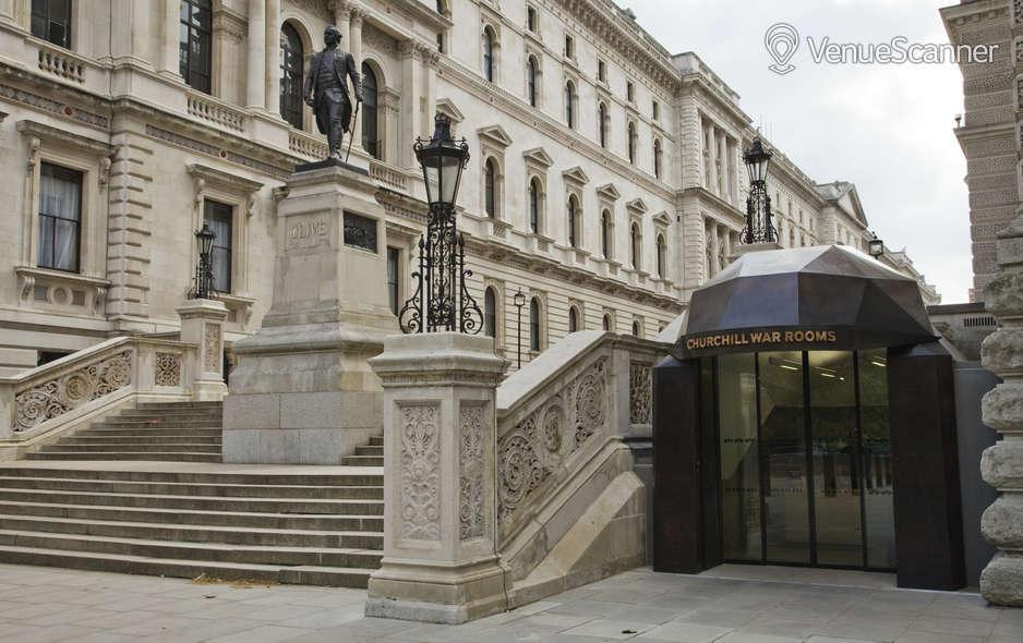 Hire Churchill War Rooms Exclusive Hire of Venue 2