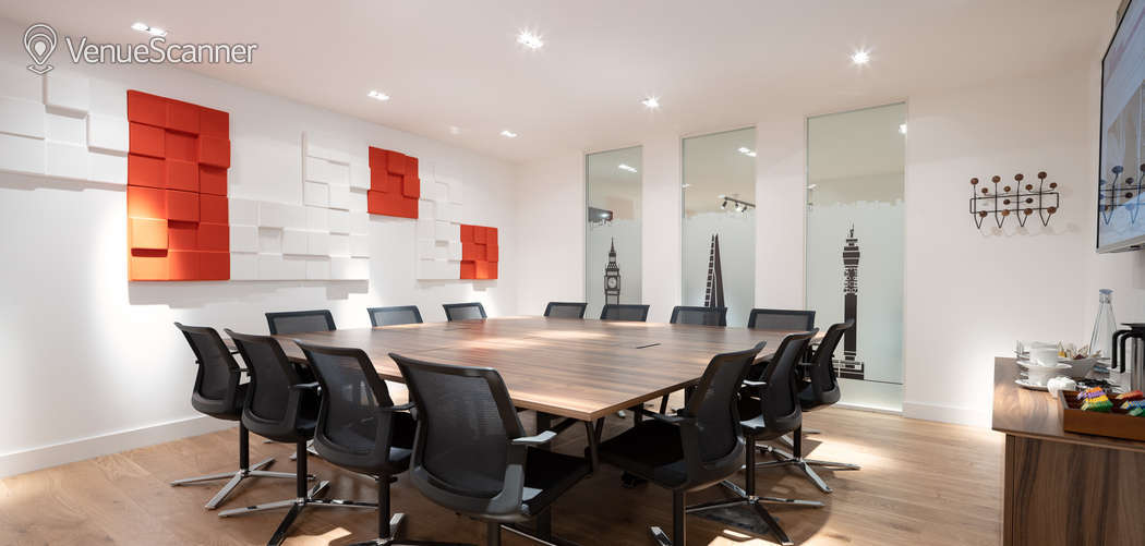 Hire Target Space Holborn 14 Person Meeting Room