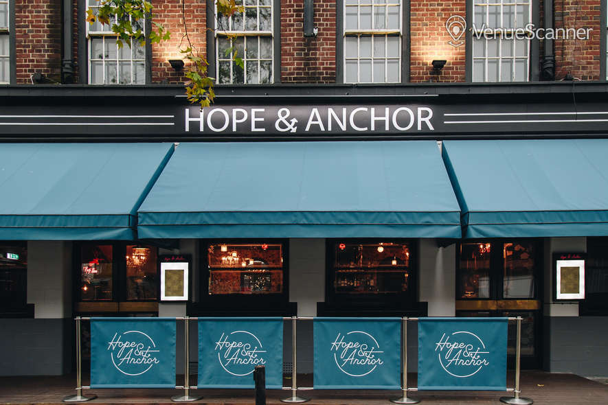 Hire Hope And Anchor 3