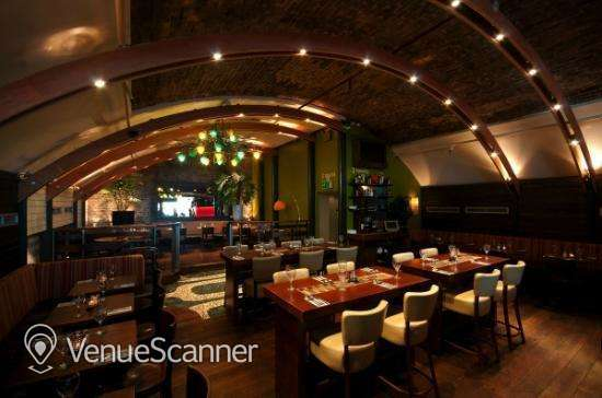 Hire Las Iguanas Royal Festival Hall Semi Private Dining Area