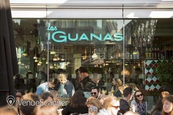 Hire Las Iguanas Royal Festival Hall Exclusive Hire
