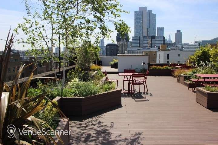 Hire 81 Rivington St Roof Terrace 4