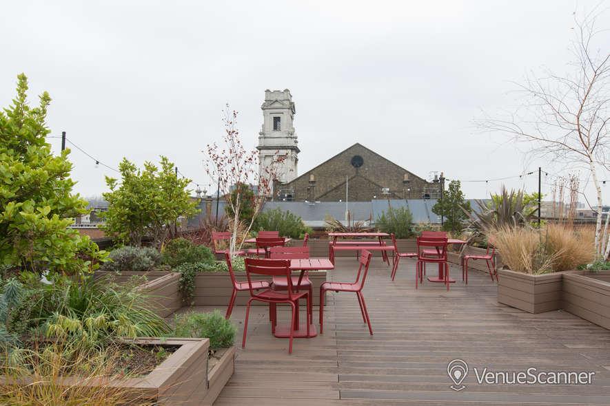 Hire 81 Rivington St Roof Terrace 2