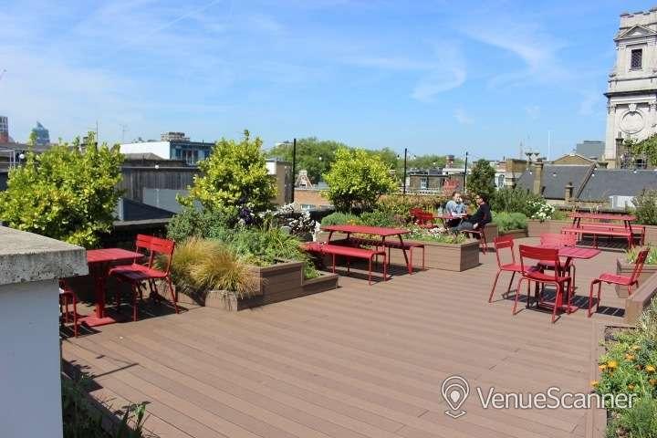 Hire 81 Rivington St Roof Terrace