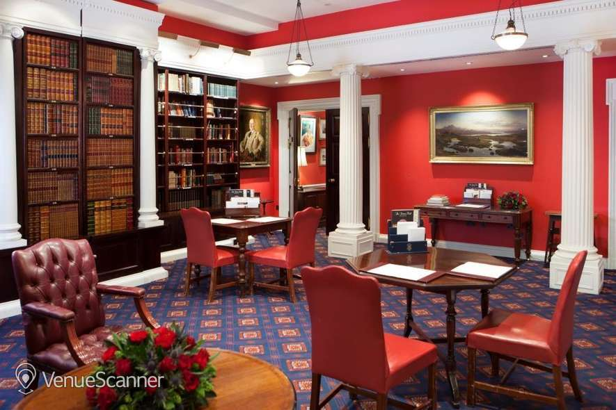 Hire The Caledonian Club Library 1
