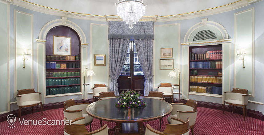 Hire The Caledonian Club Oval Room