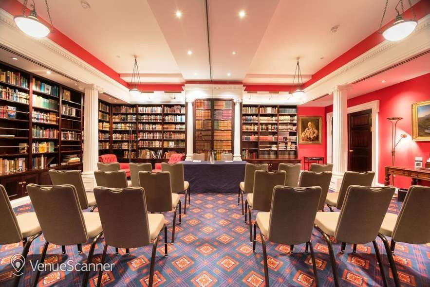 Hire The Caledonian Club Library 2