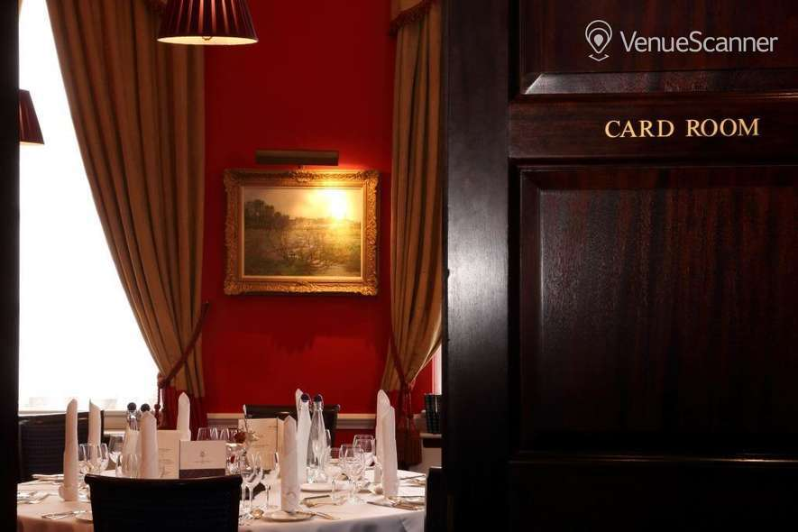 Hire The Caledonian Club Card Room