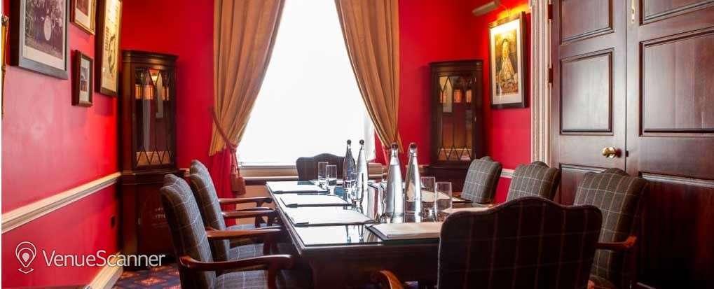 Hire The Caledonian Club Glengoyne Room