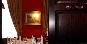 The Caledonian Club, Card Room