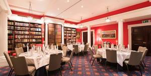 The Caledonian Club, Library