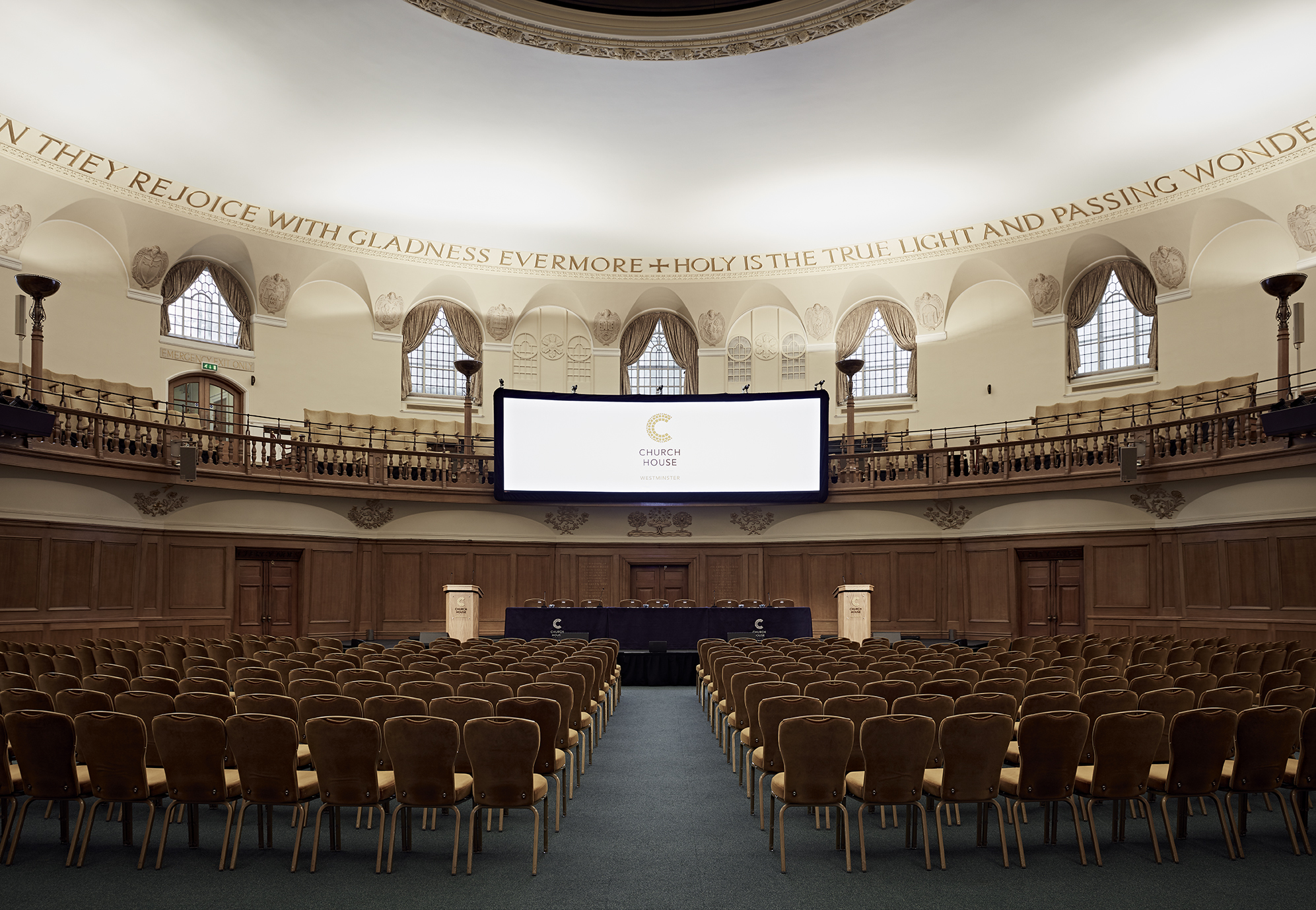 Hire Church House Westminster Assembly Hall Venuescanner