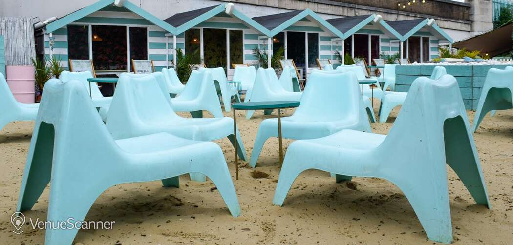 Hire Neverland London Fulham Beach Small Area Hire 8