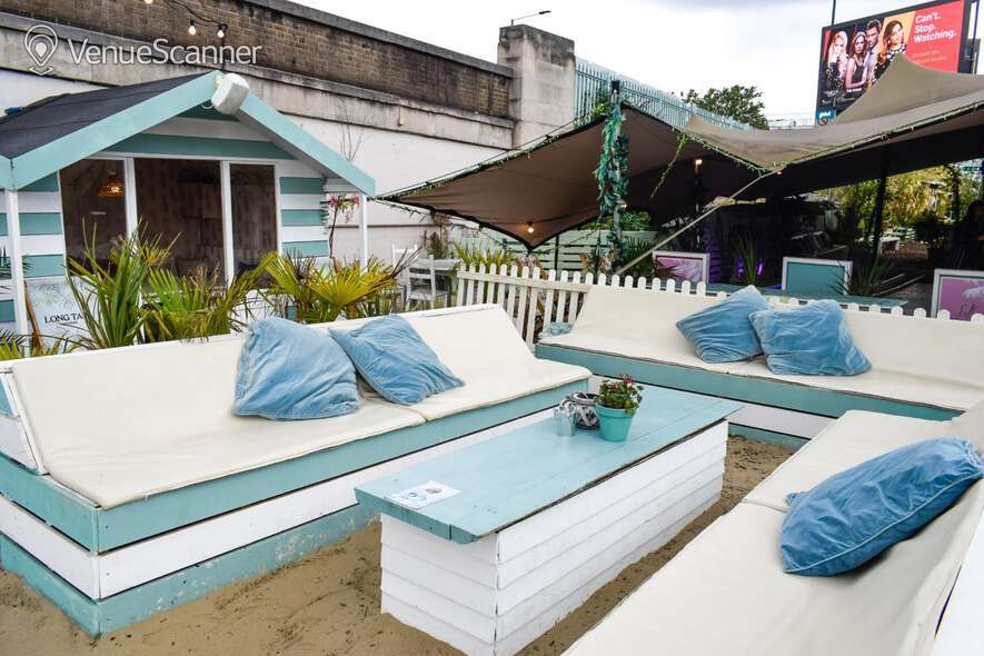 Hire Neverland London Fulham Beach Small Area Hire 6