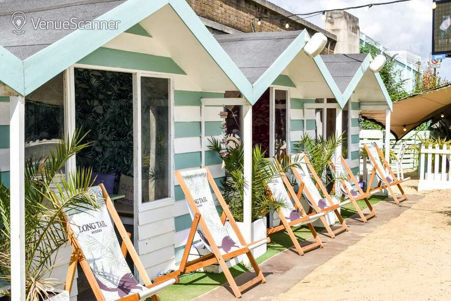 Hire Neverland London Fulham Beach Small Area Hire 1