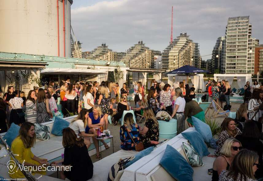 Hire Neverland London Fulham Beach Small Area Hire 5