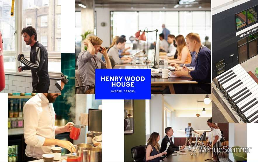 Hire The Office Group Henry Wood House Meeting Room 14 1