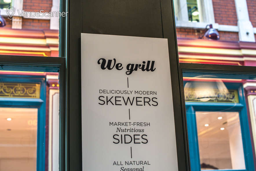 Hire We Grill & Crafty Fellas Courtyard / Outside Space 2