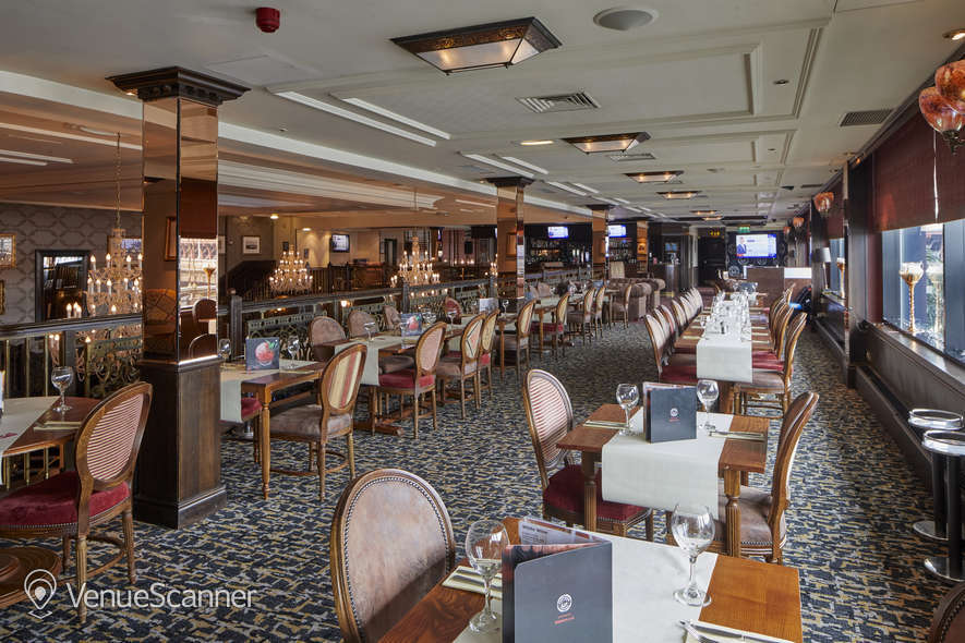 Hire Grosvenor Casino Glasgow Riverboat Restaurant