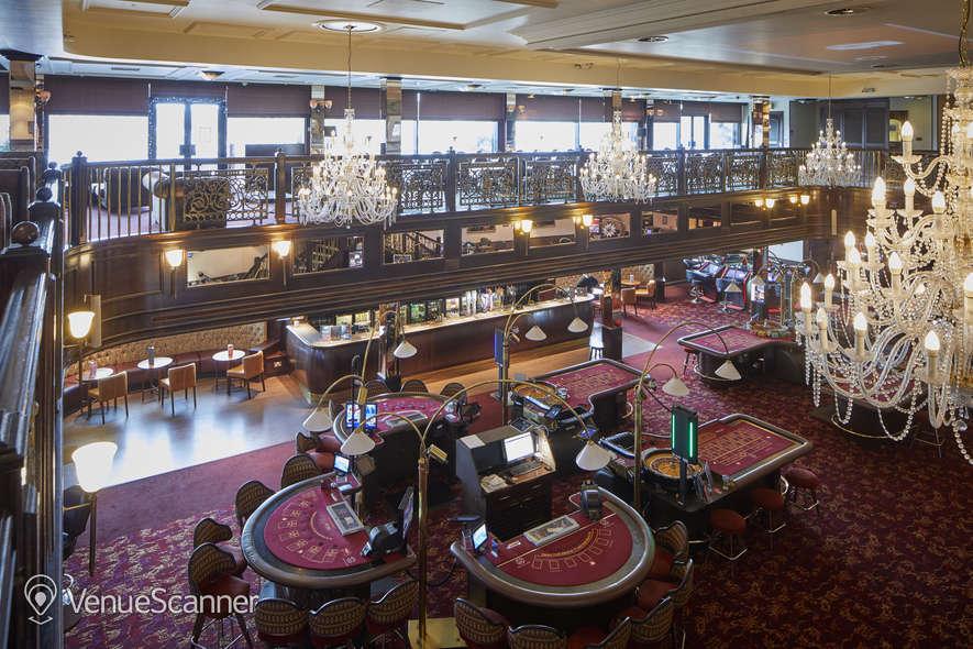 Hire Grosvenor Casino Glasgow Riverboat Restaurant 2