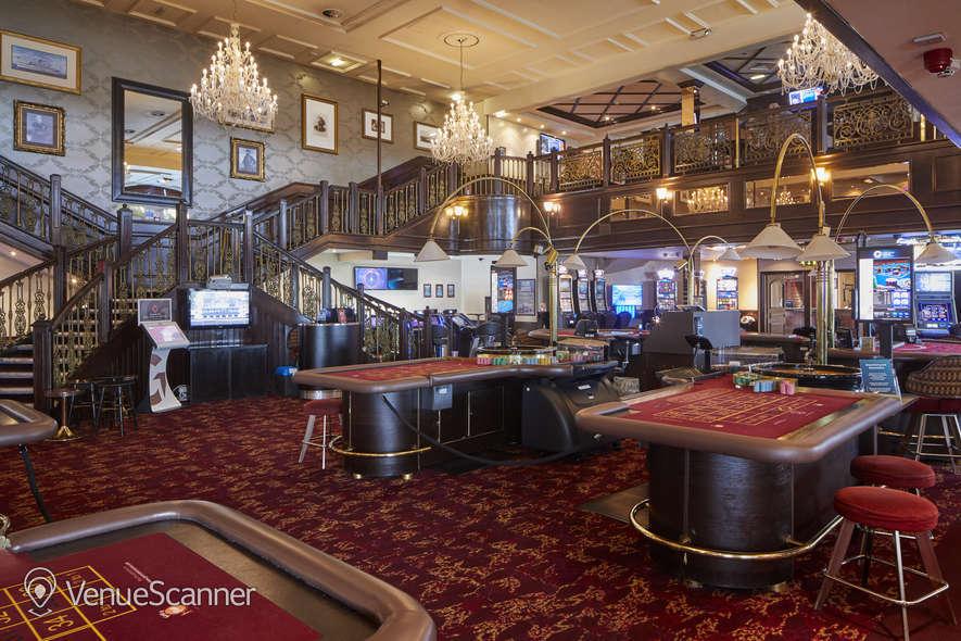 Hire Grosvenor Casino Glasgow Riverboat Restaurant 4