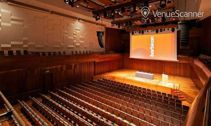Hire Barbican Milton Court 1