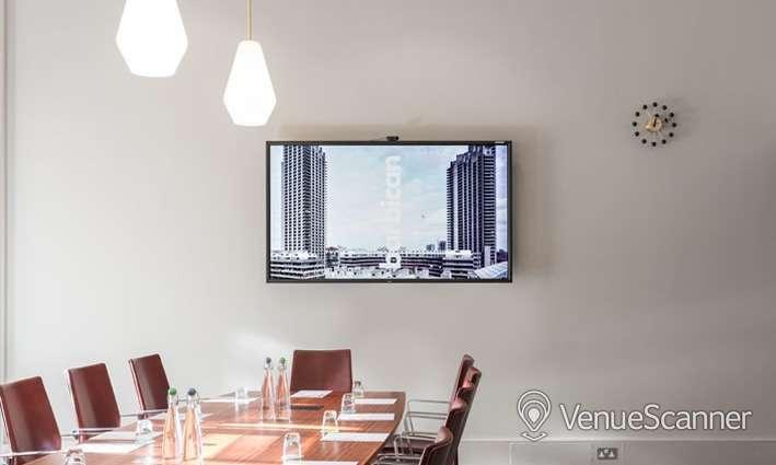 Hire Barbican Boardroom 2