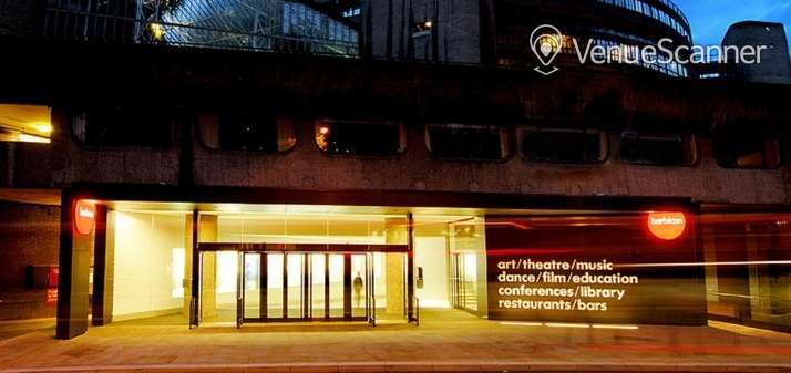 Hire Barbican Milton Court 2